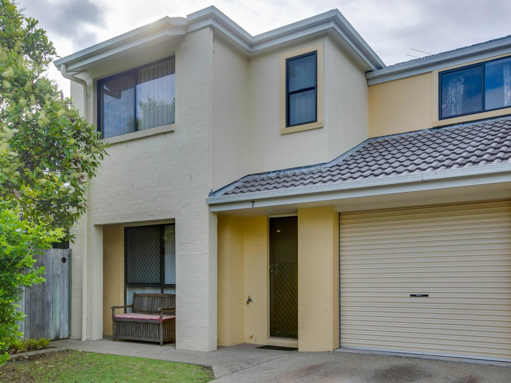 WONDALL GARDENS TOWNHOUSE